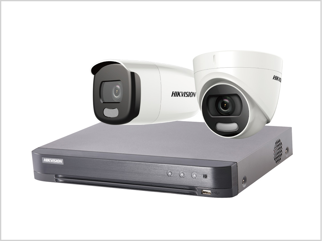 Turbo HD 5.0 security solutions