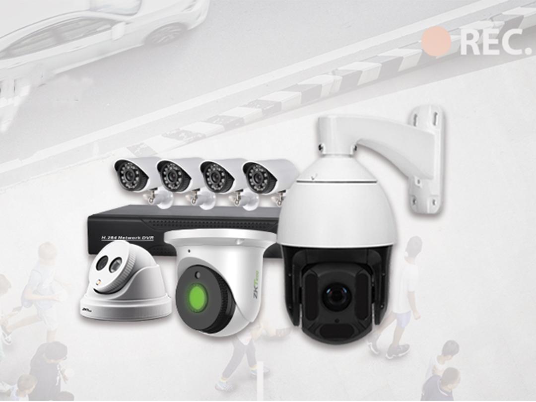ZKTeco new video Surveillance Syatem