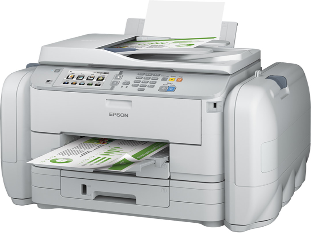 WorkForce Pro RIPS business printers