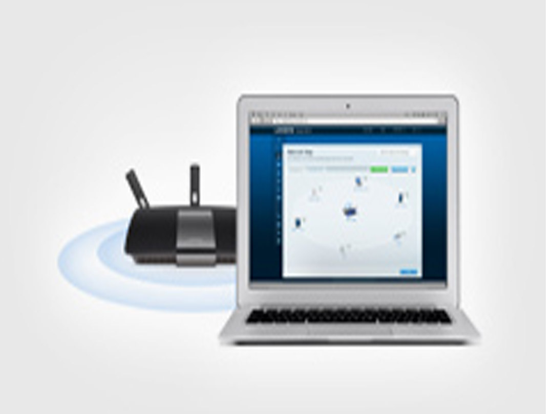 LINKSYS SMART WI-FI LOGIN