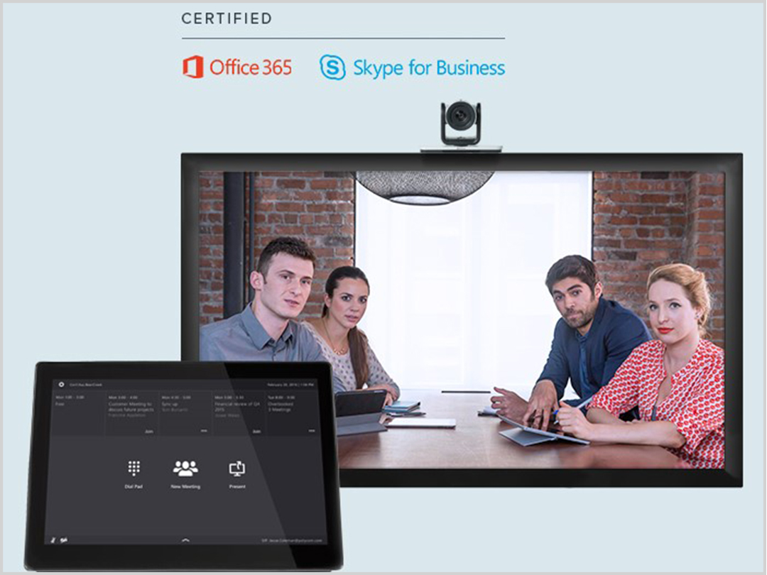 RealPresence Group Series now certified