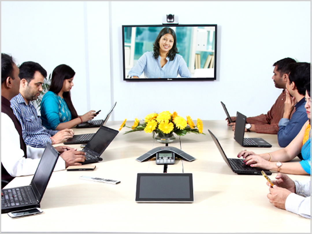 Simple, integrated video collaboration for the modern workplace.